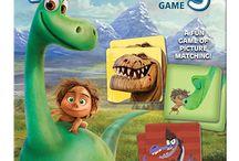 Disney Pixar The Good Dinosaur Games