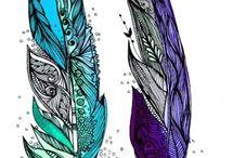 tattoos / by Sierra Diaz