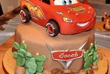Dorty -Cars, Mc Queen, Burak...