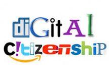 Digital Citizenship For The Classroom / Using digital environment as a medium for teaching