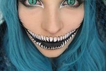 Monster makeup Ideas