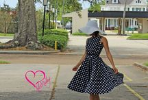 Where Vintage Meets Southern Classy / Fabulous 1950's