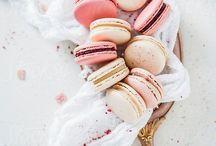 macarons photoshoot