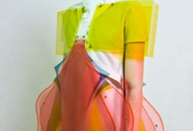 Plexi sexi / Art that engages with the transparent nature of acrylic sheets.