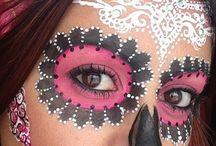 maquillaje para hallowen