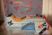 Bday ideas / Kids ideas for birthday cakes!  Yikes I have to make these