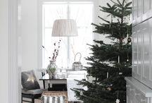 Jouluun liittyvä sisustus, koristeet