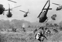 El helicóptero en la guerra de Vietnam ( 1962 - 1975)