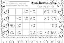 Teaching math / by Emily Quesenberry