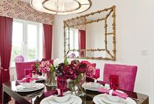 Dining Decor / Showcasing a range of our beautifully decorated Dining Rooms.
