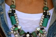 Jewelry / by Sevanna Simonette