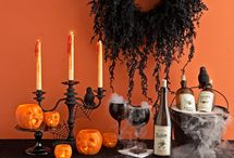 Halloween tablescapes / by Alexa Westerfield