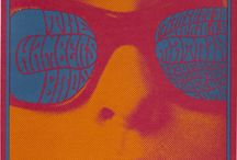 Thru The Glasses / Glasses and spectacles in Movie, Concert and advertising posters
