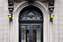 Inspiration: Doors / Doors, door knockers and door ways from around the world / by Manic Trout