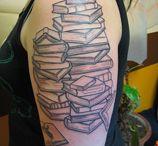 Libraryish Tattoos