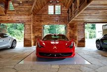 Luxury Garage Houses