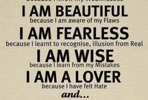 Quotes  / by Kayla Zampieri