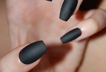 Simple nails Ideas / Gel and Acrylic nails Ideas