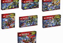 Summer 2015 LEGO Nunujago new items