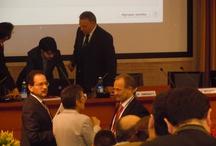 Primo giorno del Convegno (22 Aprile 2013)