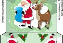Christmas wallets