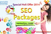 SEO Packages / Looking for effective SEO Services to Promote your Business Online? Expert Web Technology offers Affordable SEO Services in India.  http://www.expertwebtechnology.com/seo-packages.html