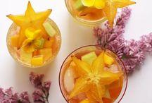 Mood board: citrus colors