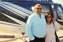 Heli Flip over Cape Town / Weekend in CT 9& s10 Aug 2014