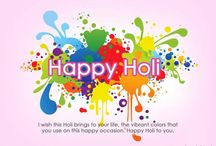 Happy Holi / Here you can find all quotes, images, pictures, cover photos, wall posts, wall status, messages for holi festival. http://www.happyholi-sms.in/