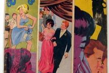 Charlton Comics / http://tinyurl.com/ebaymadandcracked / by Jean De La Garza