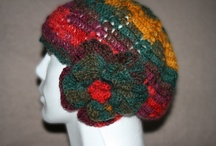 crochet beanie and hats