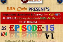 LIS Cafe : Episode-15 (Question and Answer