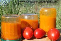 Coulis de tomate au thermomix