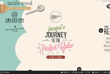 web design and layout / by Scarlet Dandelion