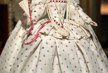 Dolls: Historical Gown & More