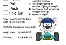 Motion and friction