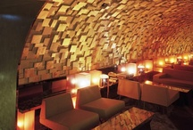 Interiors: Bars & Restaurants