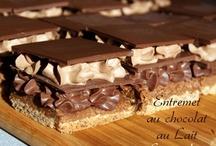 gateaux, et desserts / recette pour le gouter / by Amourdecuisine Chez Soulef