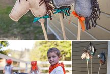 Kids Birthday Party: Cowgirl Hoe Down / by Brooklyn Limestone