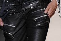 leathers are my fav..