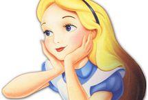 Alice in Wonderland / by A. Martin