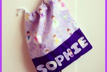 Personalised Items / A collection of handmade items which can be personalised with your little ones name x