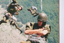 War Paratrooper