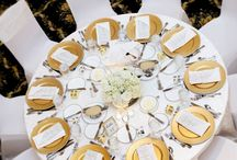 Wedding Reception Designs/Looks / Dining Area Layouts for receptions for indoor and outdoor events