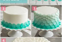 cake icing ideas for inspiration / Icing cake fondant ideas fun birthday occasion diy biscuits baking