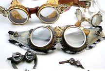 Steampunk - brýle