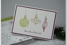 Stampin' Up! Wunderbare Wintergrüße / Seasons Of Whimsy