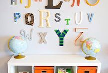 Playroom Idea 4 the Kids! / by Danielle Turk