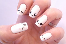 Kawaii nail art