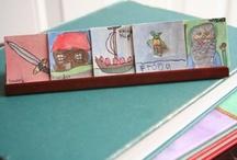 homeschool language arts / by Nicole Leyba